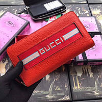 Брендовый кошелек Gucci