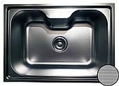 Кухонная мойка Galati Bella Textura 600х430х195 мм