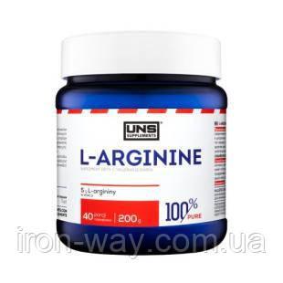 UNS L-ARGININE 100% Pure 200 g