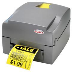 Компактный настольный принтер печати штрих-кодов Godex ez 1100 plus