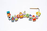 """Развивающая игрушка для малышей """"Гномы-Шнуровка"""" 13654 Royaltoys"""