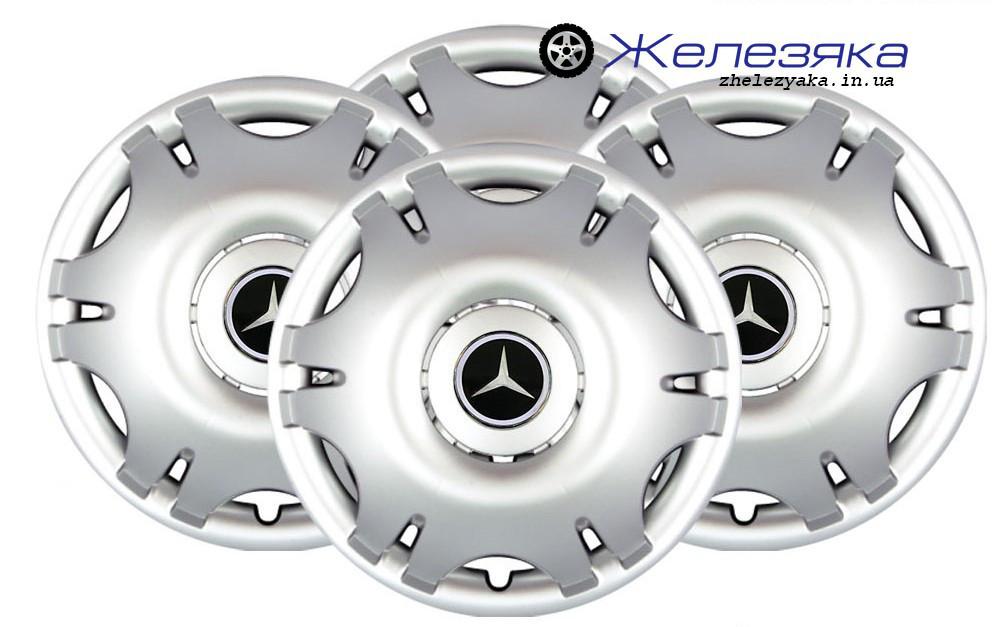 Колпаки на колеса R16 SKS/SJS №402 Mercedes-Benz