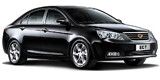 Geely Emgrand EC7 '11-