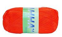 Пряжа Сеам Анна 16 Оранжевый