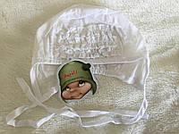 Шапочка для новорождённого Pupill Польша
