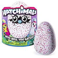 Хэтчималс Пингви (розовое яйцо) / Hatchimals Hatching Egg Interactive Creature Penguala, фото 1