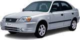 Hyundai Accent '01-05