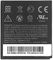Батарея (акб, аккумулятор) BD26100, BA S470 для HTC Desire HD G10 A9191, T9191 (1230 mAh), оригинал