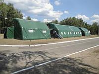 Пневмокаркасные палатки для военных и МЧС