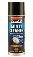 Универсальный очищающий аэрозоль Multi Cleaner Soudal 400 мл.