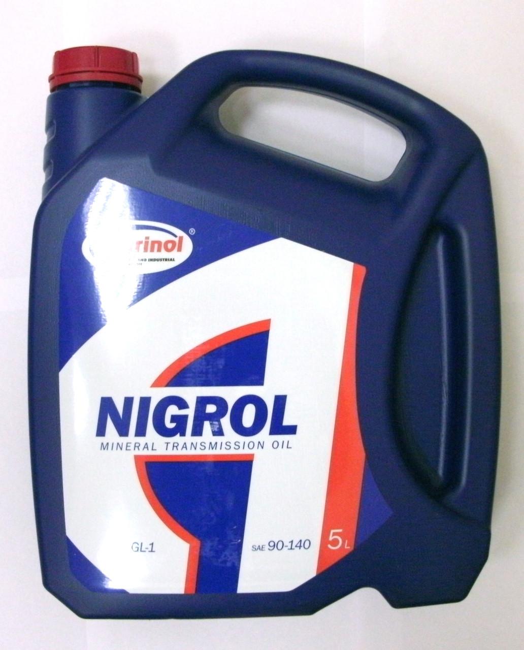 Масло трансмиссионное Нигрол-Л (5 л)
