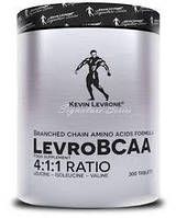 Аминокислоты Kevin Levrone Levro BCAA 4:1:1, 300 tabl