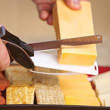 Умный кухонный нож-ножницы 2 в 1 (Smart Cutter)