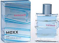 Мужская оригинальная туалетная вода Mexx Ice Touch Man, 75ml NNR ORGIN /4-91