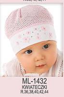 Трикотажная детская шапочка Marika
