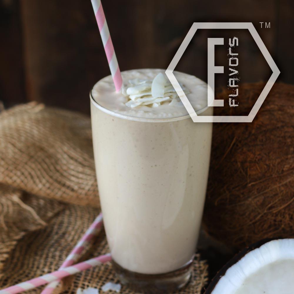 E-Flavors Coconut Smoothie Flavor Concentrate (Кокосовый смузи) 15 мл