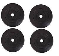 Диски (Блины) для Штанги Гантелей 4х5кг, фото 1