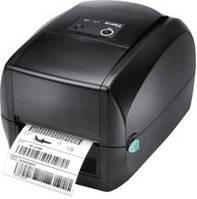 Термотрансферный настольный принтер этикеток Godex rt 700i rt 730i, фото 1