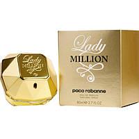Женская парфюмированная вода Paco RabannеLady million