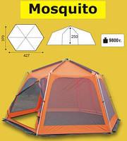 Шатер Tramp Mosquito Оранжевый