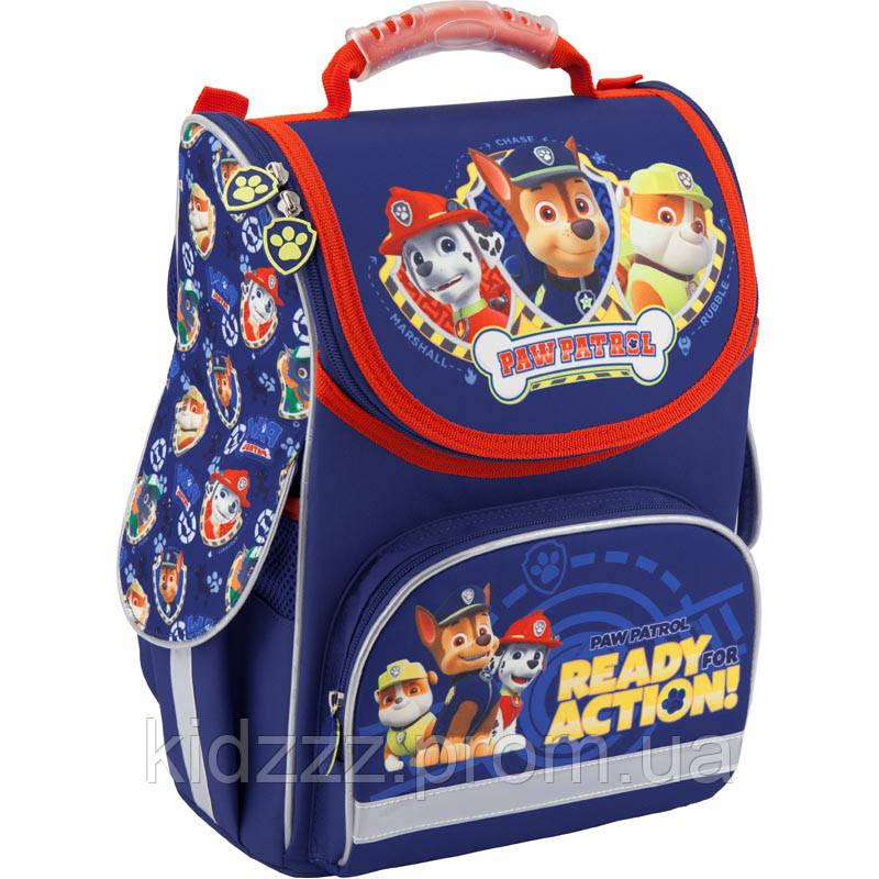 Рюкзак школьный каркасный Kite Paw Patrol Щенячий патруль Kite  (Кайт)