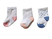 Носочки для новорожденных (махра)