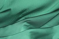 Зеленый класический.Ткань шелк армани , фото 1