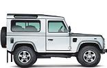 Land Rover Defender 90 07-