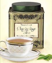 Чай в подарочной упаковке (жестяная банка)