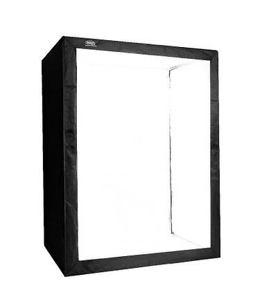 LED Studio Box ZD-160 (лайтбокс, фотобокс, лайткуб, лайтрум для каталожной и предметной съемки), фото 2