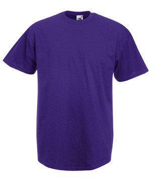 Мужская футболка 036-PE-В172 fruit of the loom