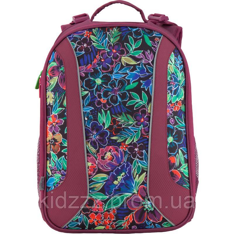 Рюкзак школьный каркасный 703 Flowery Kite  (Кайт)