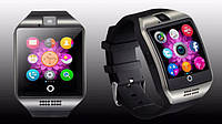Умные смарт часы Smart Watch Phone Q18 Black