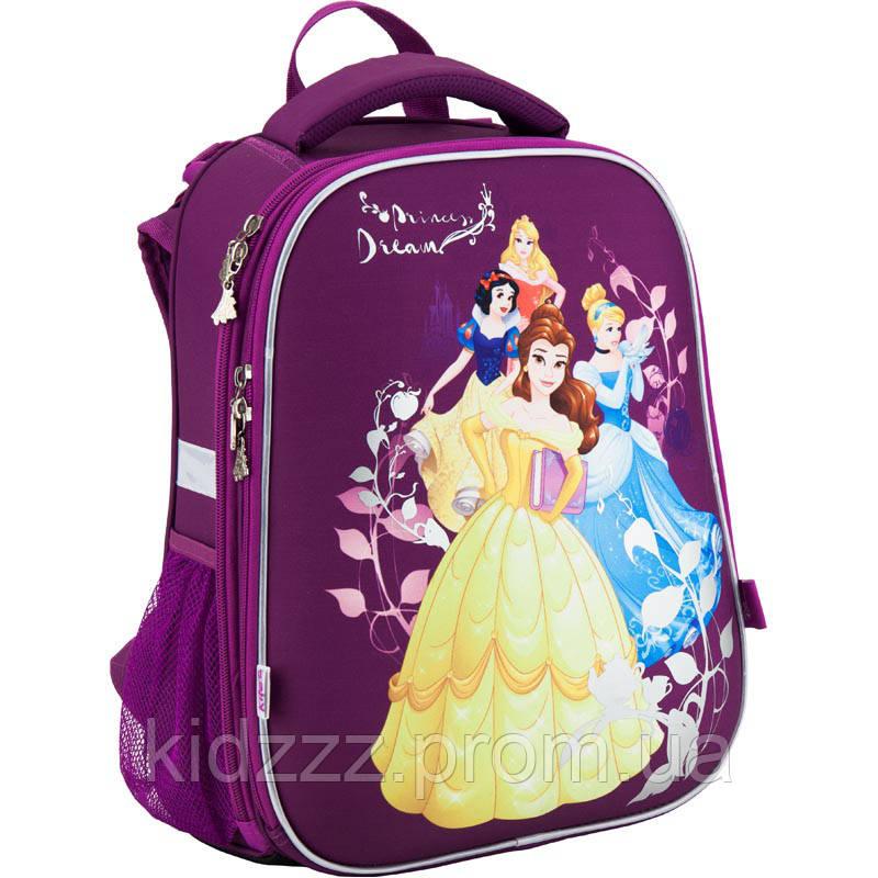 Рюкзак школьный каркасный Kite Princess  Принцессы Kite  (Кайт)