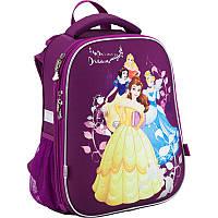 Рюкзак школьный каркасный Kite Princess  Принцессы Kite  (Кайт), фото 1