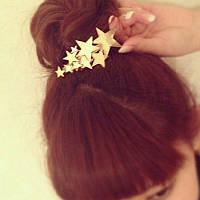 Заколка для волос звезда