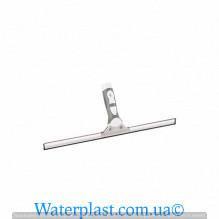 Сгонка для стекла, нержавеющая сталь, 45 см, хр