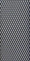 Sahler №3, 100*40 см Защитно декоративная сетка для бампера и радиатора черная без упаковки