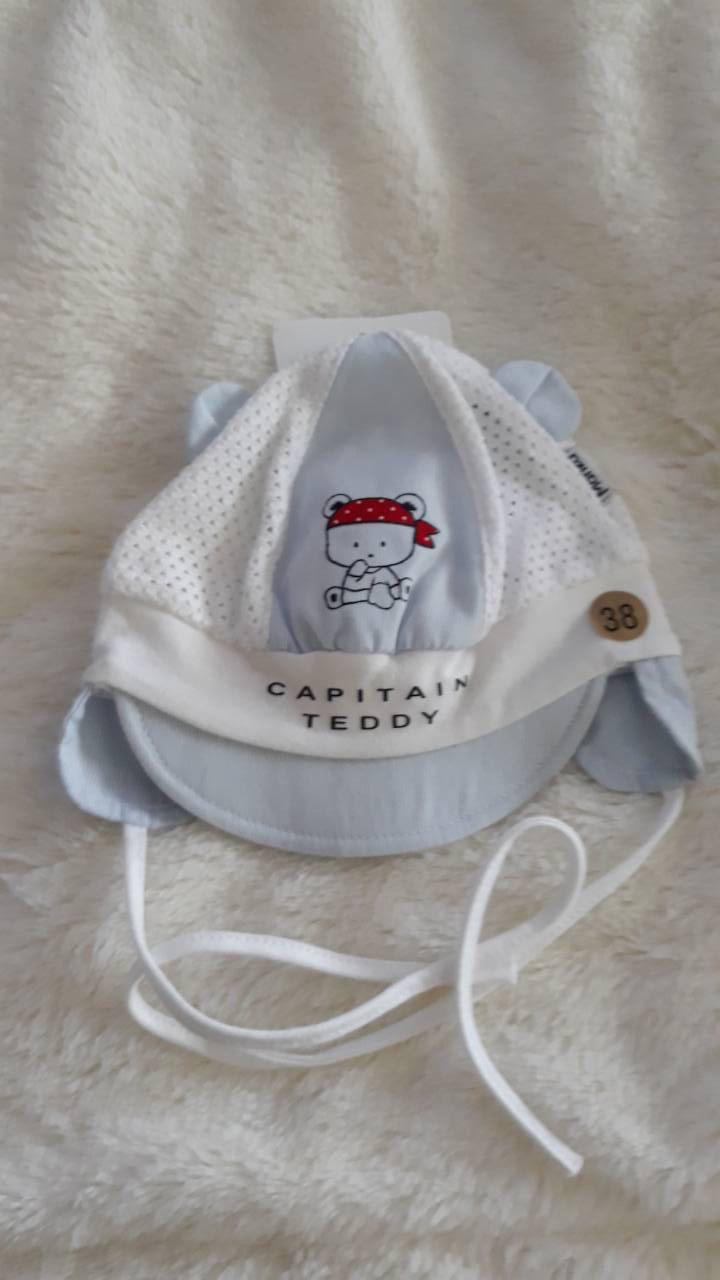 Повседневная шапочка для мальчика