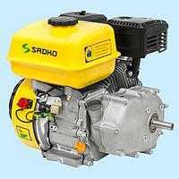 Двигатель бензиновый с редуктором SADKO GE-200R Pro (6.5 л.с.)