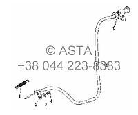 Глушилка на YTO-X854, фото 1
