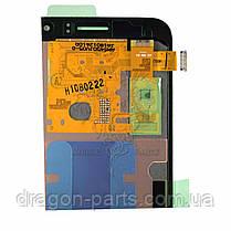 Дисплей Samsung J120 Galaxy J1 с сенсором Золотой Gold оригинал , GH97-18224B, фото 3