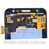 Дисплей Samsung J500 Galaxy J5 с сенсором Белый White оригинал , GH97-17667A, фото 3