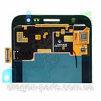 Дисплей Samsung J500 Galaxy J5 с сенсором Черный Black оригинал , GH97-17667B, фото 3