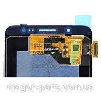 Дисплей Samsung J510 Galaxy J5 з сенсором Чорний Black оригінал , GH97-18792B, фото 3