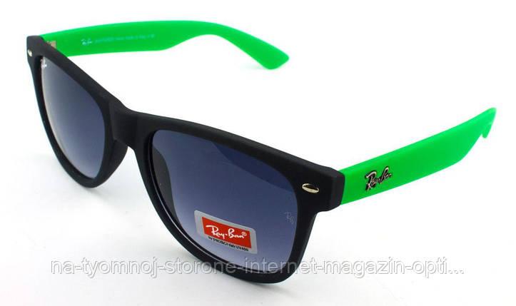 Солнцезащитные очки Ray Ban (polarized) RB 2140-C28 реплика, фото 2 0f81020b395