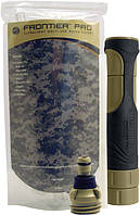 Фильтр для воды Aquamira Tactical Frontier Pro Water Filter - Military Olive