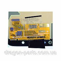 Дисплей Samsung J730 Galaxy J7 2017 с сенсором Золотой Gold оригинал , GH97-20736C, фото 3