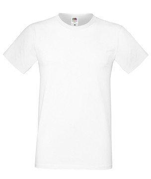 Мужская футболка приталенная 412-30-В196 fruit of the loom