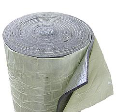 Изолон 300 ППЕ НХ 4 мм самоклеющийся фольгированный
